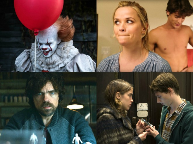 Movies opening Sept 8, 2017 - It, Home Again, Rememory, The Unknown girl