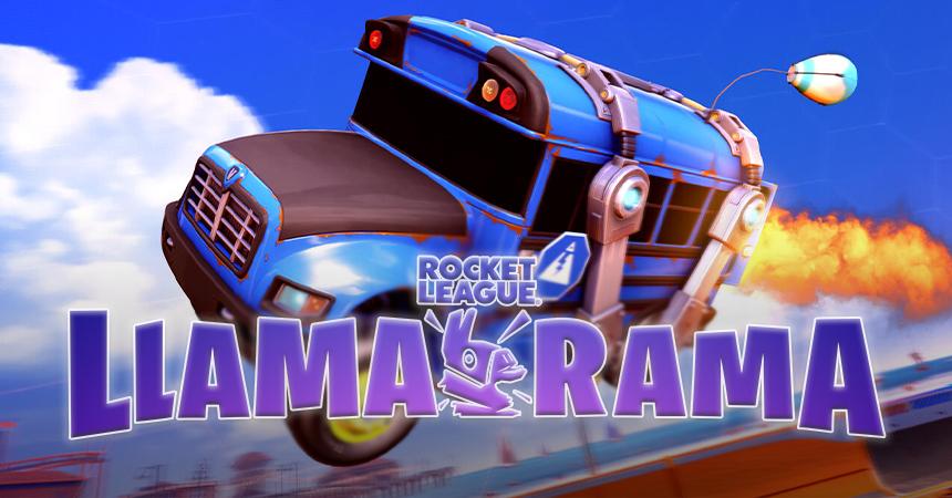 Llama-Rama event