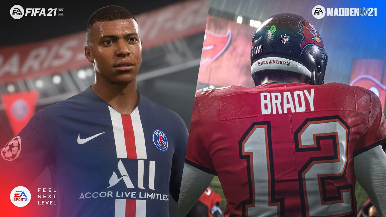 Madden NFL 21 and FIFA 21 Official Release Date for PS5 and Xbox Series X/S