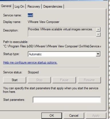 How to replace a VMware Horizon View Composer SSL certificate | vhorizon