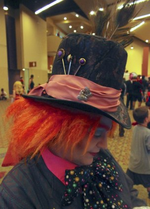 Nonnie Mad Hatter