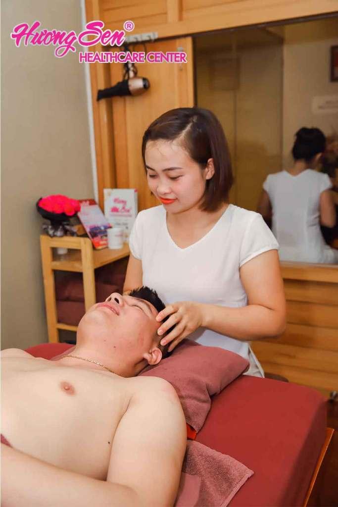 Massage Body Nam Lành Mạnh