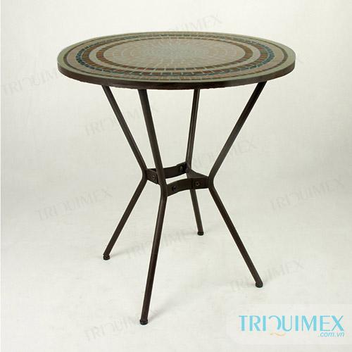Mẫu bàn cafe sân vườn đẹp TR-081