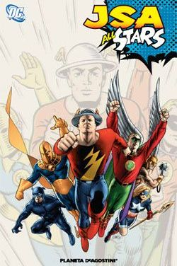 """JSA All Stars"" (Geoff Johns et alii.)"