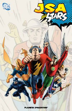 «JSA All Stars» (Geoff Johns et alii.)