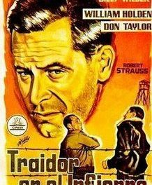 """Traidor en el infierno"" (Billy Wilder, 1953)"