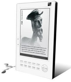 Analizamos el Papyre 6.1, mi primer ebook reader