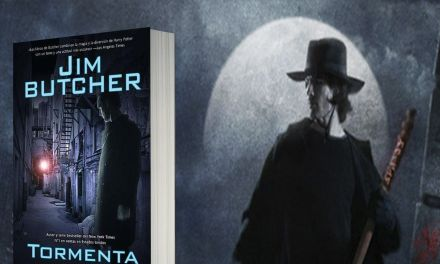 """Tormenta"" (Jim Butcher, La Factoría de Ideas)"