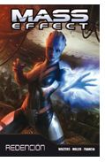 """Mass Effect: Redemption"" (Mac Walters, John Jackson Miller y Omar Francia, Panini Comics)"