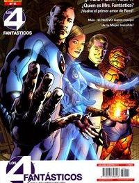 """Fantastic Four nums.554 a 569"" (Mark Millar, Bryan Hitch y Stuart Immonen, Panini Comics)"