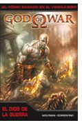 "Panini Comics presenta ""God of War"""