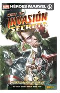 "Panini Comics presenta ""What If: Invasión Secreta"""