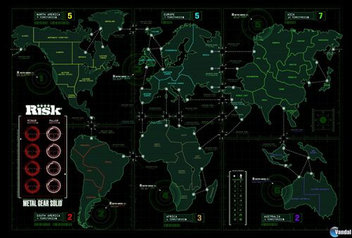 "Un Risk de ""Metal Gear Solid"""