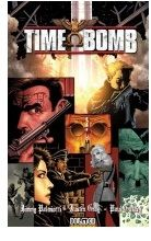 """Time Bomb"" (Jimmy Palmiotti, Justin Gray y Paul Gulacy, Dolmen Editorial)"
