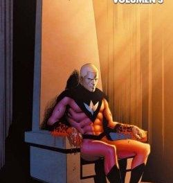 """Irredeemable vol.3"" (Mark Waid y Peter Krause, Norma Editorial)"