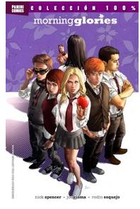 «Morning Glories num.1: Por un futuro mejor» (Nick Spencer y Joe Eisma, Panini Comics)