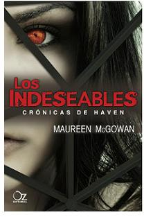 Oz Editorial presenta «Los indeseables»