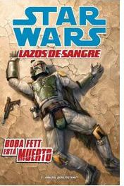 """Star Wars: Lazos de sangre 2"" (Tom Taylor y Chris Scalf, Planeta DeAgostini Comics)"