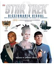 """Star Trek. Diccionario visual"" (Paul Ruditis, Timun Mas)"