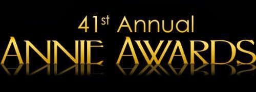 Nominaciones a los Annie Awards 2014