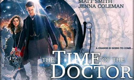 "Primer trailer de ""The Time of the Doctor"""