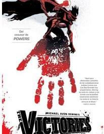 """The Victories #01: Marcado"" (Michael Avon Oeming, Aleta Ediciones)"