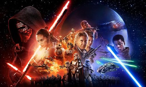 Planeta, a todo gas con «Star Wars»