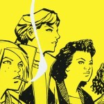"""Paper Girls #1"" (Brian K. Vaughan y Cliff Chiang, PlanetaCómic)"