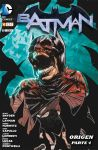«Batman #01 a 07, 10, 11, 12 y 13». Serie regular trimestral (Scott Snyder y Greg Capullo, ECC Ediciones)