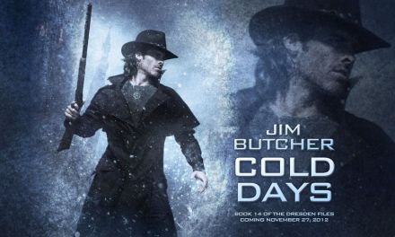 """Harry Dresden: Cold Days"" (Jim Butcher)"