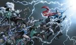 Plan editorial de ECC Cómics para 2017: ¡llega DC: Rebirth!