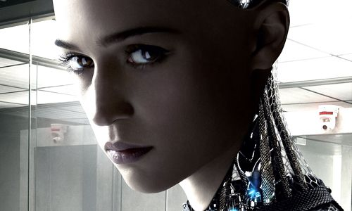 """Ex Machina"" (Alex Garland, 2015)"