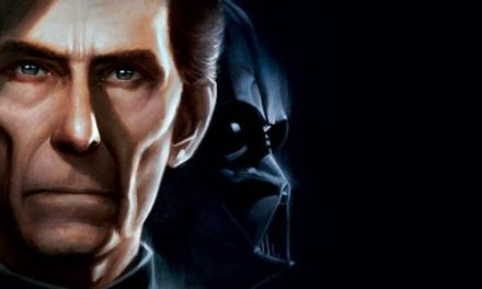 """Star Wars: Tarkin"" (James Luceno, Planeta Cómic)"