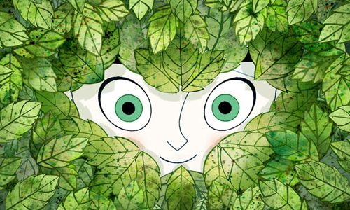 """The Secret of Kells"" (Tomm Moore y Nora Twomey, 2010)"