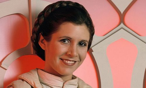 "Carrie Fisher no aparecerá en ""Star Wars IX"""