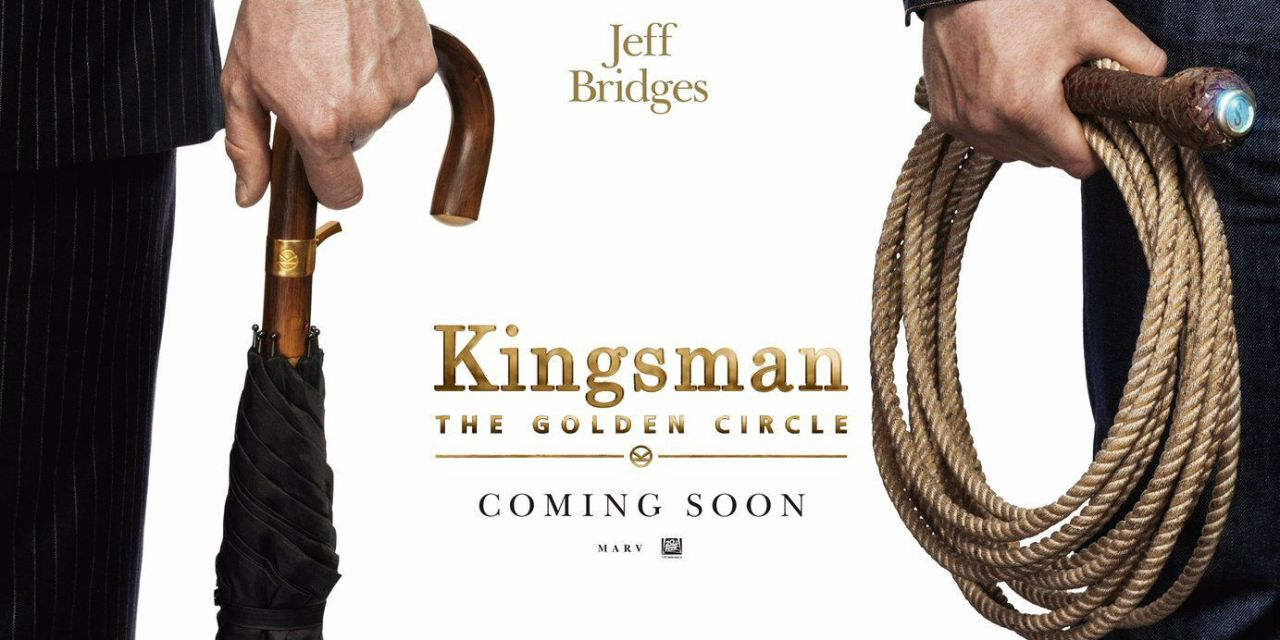 Ya disponemos del primer trailer de «Kingsman: The Golden Circle»,… y es espectacular