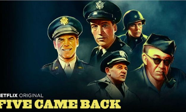 """Five Came Back. La guerra en Hollywood"" (Laurent Bouzereau, 2017)"