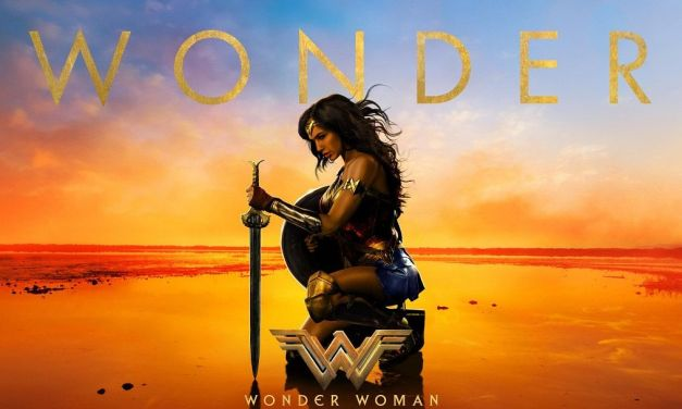 """Wonder Woman"" (Patty Jenkins, 2017)"