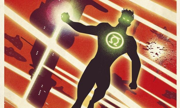 """Green Lantern presenta: Omega Men"" (Tom King y Barnaby Bagenda, ECC Cómics)"