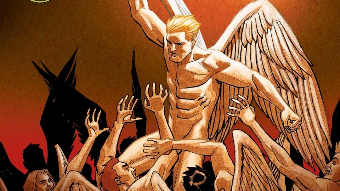 «Lucifer: Padre Lucifer» (Holly Black y Lee Garbett, ECC Cómics)