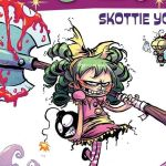 """I Hate Fairyland. Loca para siempre"" (Skottie Young, Evolution Cómics)"