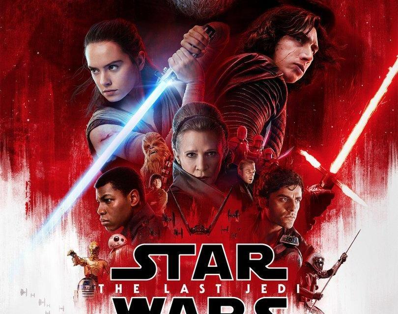 «Star Wars VIII: Los Últimos Jedi» (Rian Johnson, 2017)
