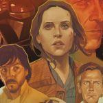 """Star Wars: Rogue One"" (Jody Houser y Emilio Laiso, Planeta Cómic)"