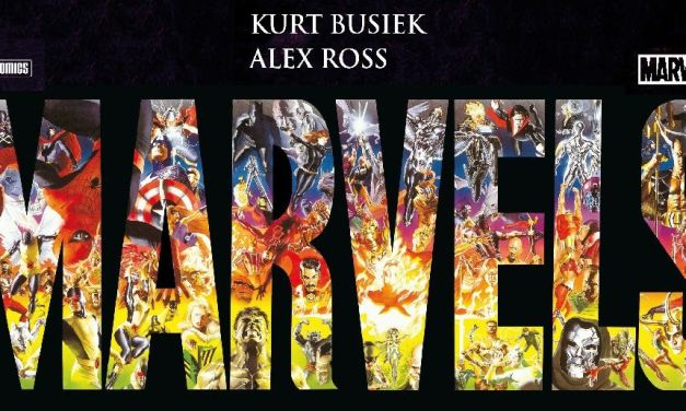 """Marvels"" (Kurt Busiek y Alex Ross, Panini Cómics)"