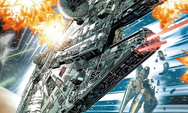 """Star Wars: Han Solo"" (Marjorie Liu y Mark Brooks, Planeta Cómic)"