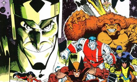 """La Patrulla-X: Las Guerras Asgardianas"" (Chris Claremont, Paul Smith y Arthur Adams, 1985)"