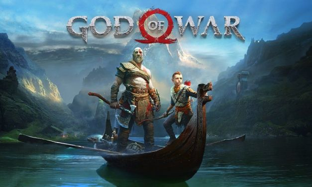 """God of War"" (Sony, PS4)"