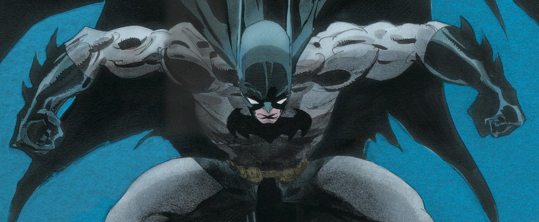 «Batman: El largo Halloween» (Jeph Loeb y Tim Sale, ECC cómics)