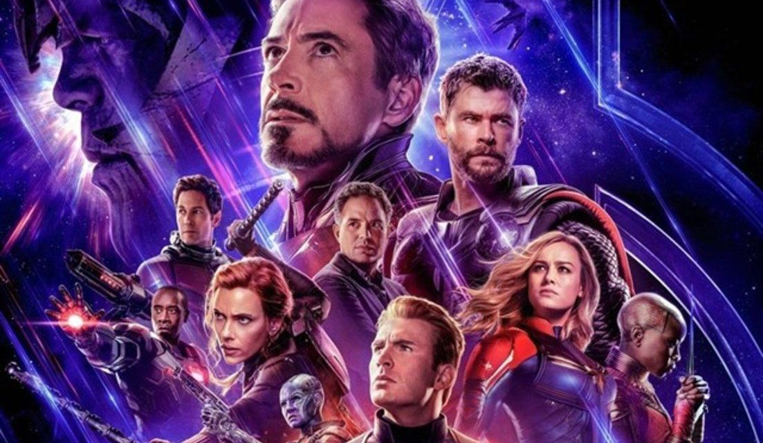 «Vengadores: Endgame» (Anthony y Joe Russo, 2019)