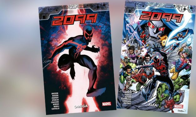 «2099: Alpha»  y «2099: Omega» (Dan Slott, Nick Spencer, Panini Cómics)